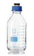 HPLC bottle with multiple distributor, HPLC bottle 1000 ml