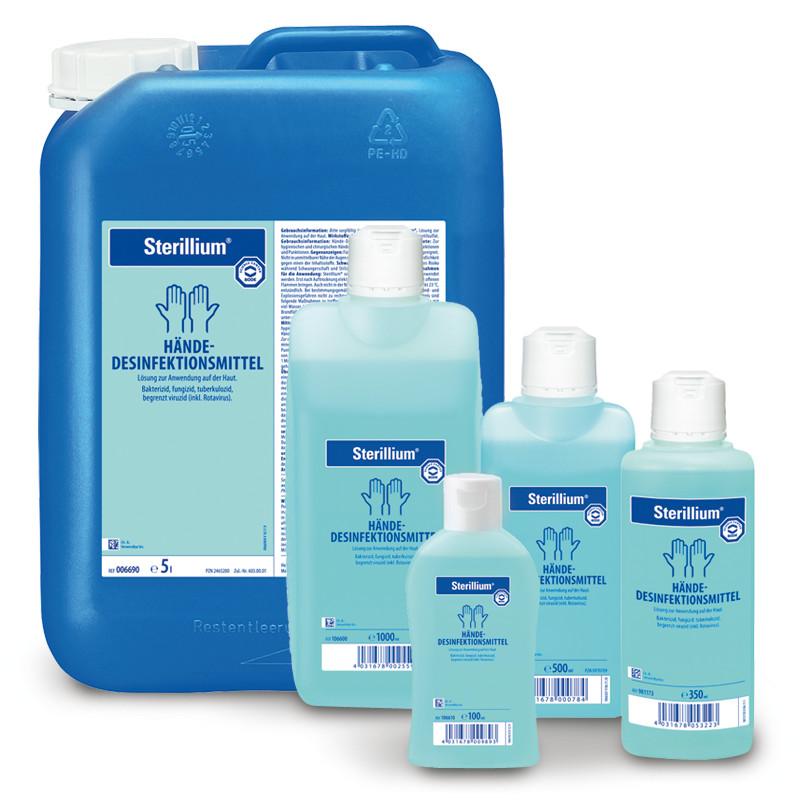 Sterillium Hande Desinfektionsmittel 1000 Ml Pzn 01494079