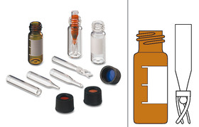 Sample vials ROTILABO<sup>&reg;</sup> with thread ND10