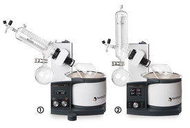 zzz_Rotary evaporators Hei-VAP-series, Hei-VAP Advantage with standard glass kit