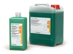 Instrument disinfectant Helipur<sup>&reg;</sup> H plus N, Canister, 5 l