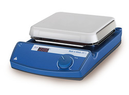 Digital heating plate C-MAG HP series Models with contact thermometer connection, 1000 W, 180 x 180 mm, C-MAG HP 7