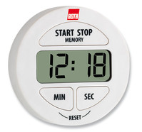 Timers ROTILABO<sup>&reg;</sup> with count-down/count-up , White
