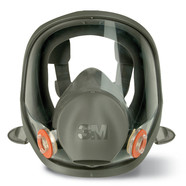 Full-face mask respirator 3M<sup>&reg;</sup> 6000 series, Size: M, 6800M