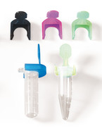Locking clips ROTILABO<sup>&reg;</sup>, Suitable for: 1.5 / 2 ml reaction vials