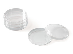 Petri dishes with vents, 90 x 14 mm