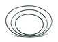Accessories Replacement rubber sealing rings, Suitable for: Desiccator 1009.1