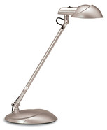 Desk lamp LED, Silver