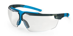 Safety spectacles i-3, Colourless, Anthracite, Blue