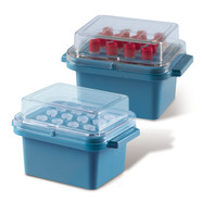 Cooling box for 12 vials (3 x 4)