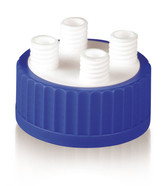 Multiple distributor for bottles GLS 80 Insert made of PTFE
