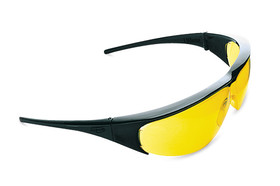 Safety spectacles Millennia<sup>&reg;</sup>, Yellow, Black