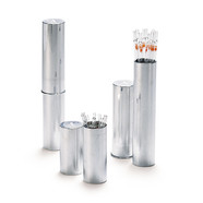 Sterilising containers Varicon for pipettes, round, Suitable for: Pasteur pipettes 145–235 mm