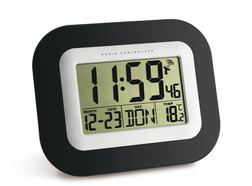 Radio-controlled alarm clock XXL