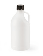 Narrow mouth bottle ROTILABO<sup>&reg;</sup> with UN approval Volume: 2500 ml, round, with handles on the side