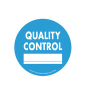Security seal Metal-detectable, QUALITY CONTROL