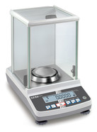 Analytical balances ABS-N series models with external calibration, 220 g