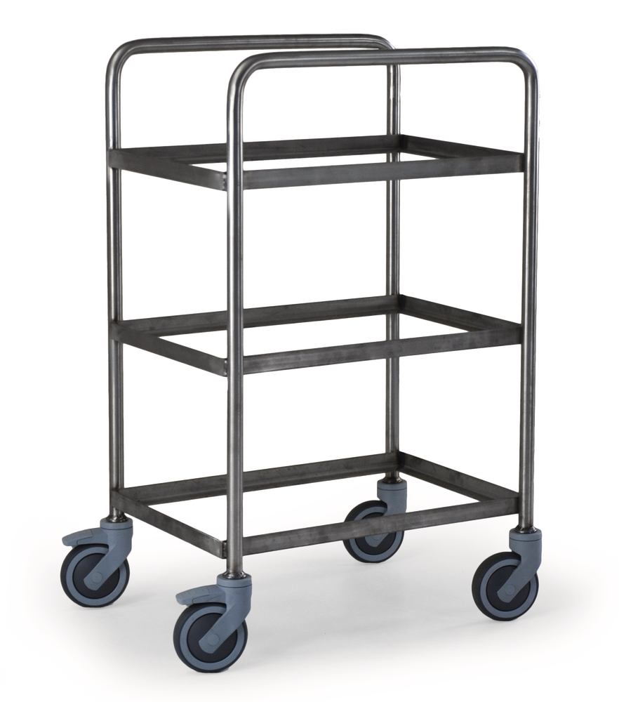 Accessories Removable shelves for shelf trolley frame