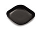 Weighing pans diamond-shaped black, 100 ml, 119 mm, 90 mm