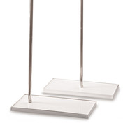 Stand plates with rods, 150 mm, 300 mm