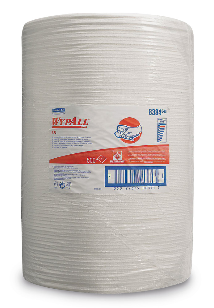 Reusable wipes WYPALL<sup>&reg;</sup> X70