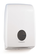 Folded hand towel dispenser  AQUARIUS