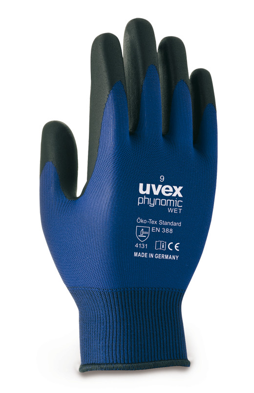 Cut-resistant gloves phynomic wet, Size: 7