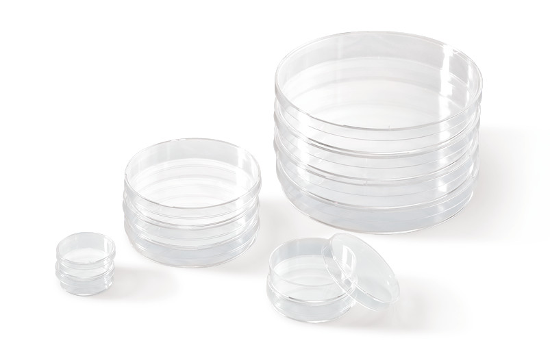 Petri dishes without vents, Non-sterile