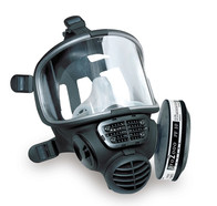 Full-face mask respirator Promask Black