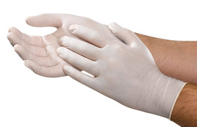 Disposable gloves Semperguard<sup>&reg;</sup> Nitrile Xenon, Size: M (7–8)