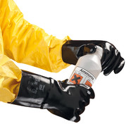 Chemical protection gloves AlphaTec<sup>&reg;</sup> 09-022 (formerly Scorpio<sup>&reg;</sup>)