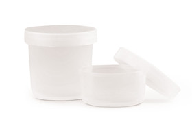 Evaporating dishes with snap-on lid, 25 ml