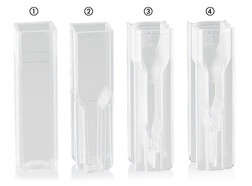 Single-use cuvettes UV, Semi-micro, 1.5 to 3.0 ml