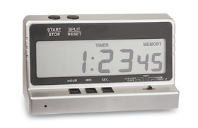 Timers With large LCD display