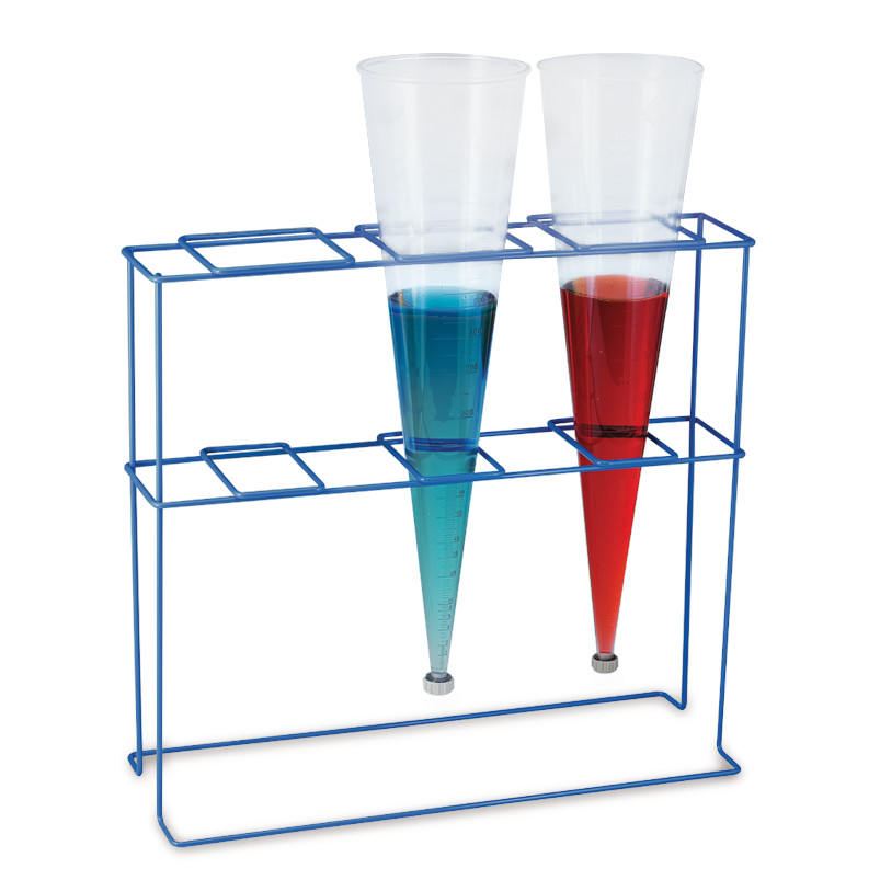 Frame for sedimentation cones, 4