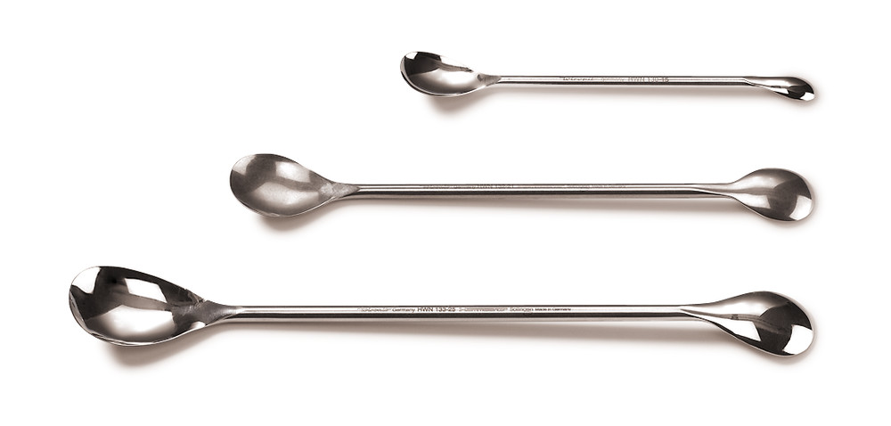 Double spoon, 20 mm, 210 mm
