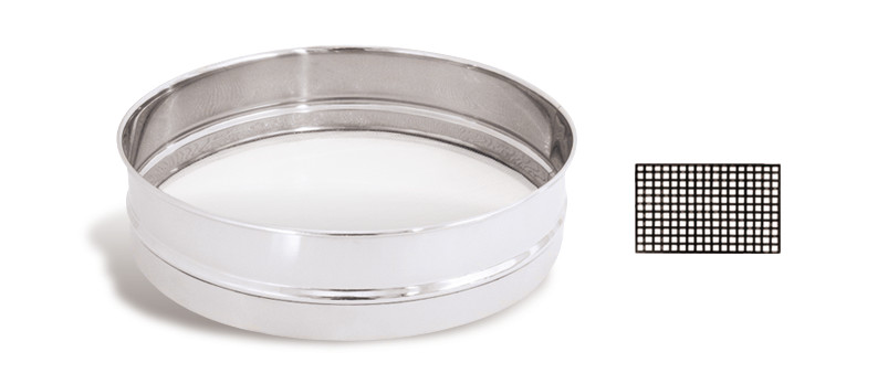 Flat sieves ROTILABO<sup>&reg;</sup> Extra fine, 275 mm