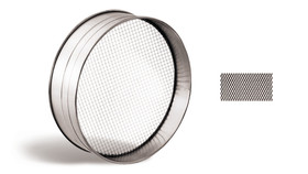 Flat sieves ROTILABO<sup>&reg;</sup> medium fine, 350 mm