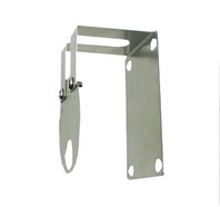 Accessories Holders Stainless steel lateral bracket