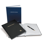 Laboratory notebooks, Blue, 1 unit(s)